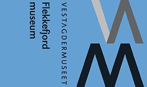Logobilde til Flekkefjord museum