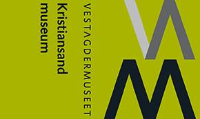 Logobilde til Kristiansand museum