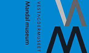 Logobilde til Mandal museum