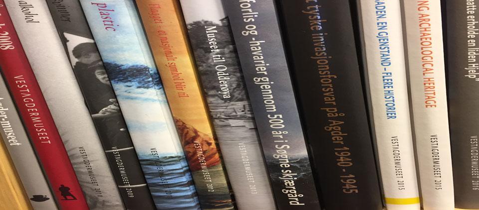 Vest-Agder-museet - Ønsker du tips om lesestoff ?