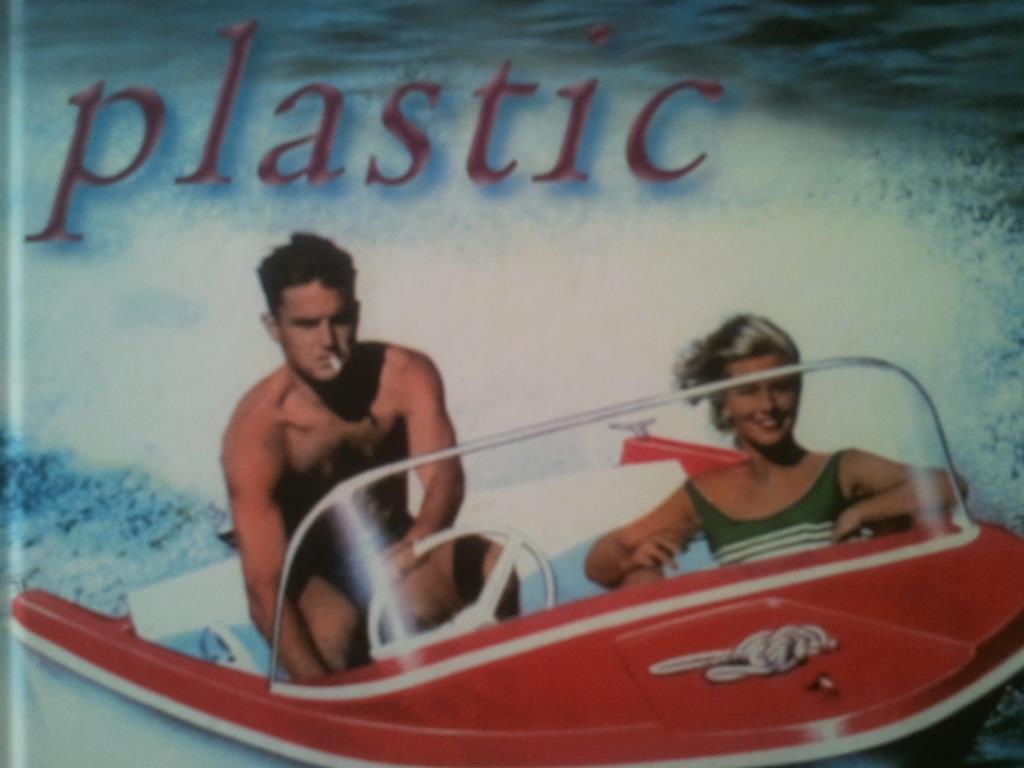 Forside Plastic - historier om plastbåter