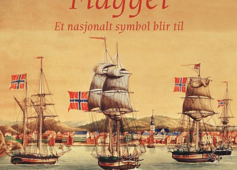 Bilde til Det norske flagg 200 år