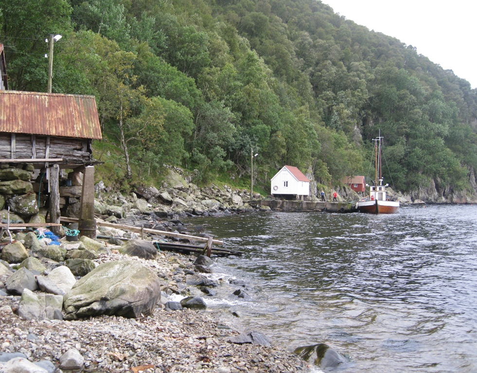 Solstrand, Sandviksstrand