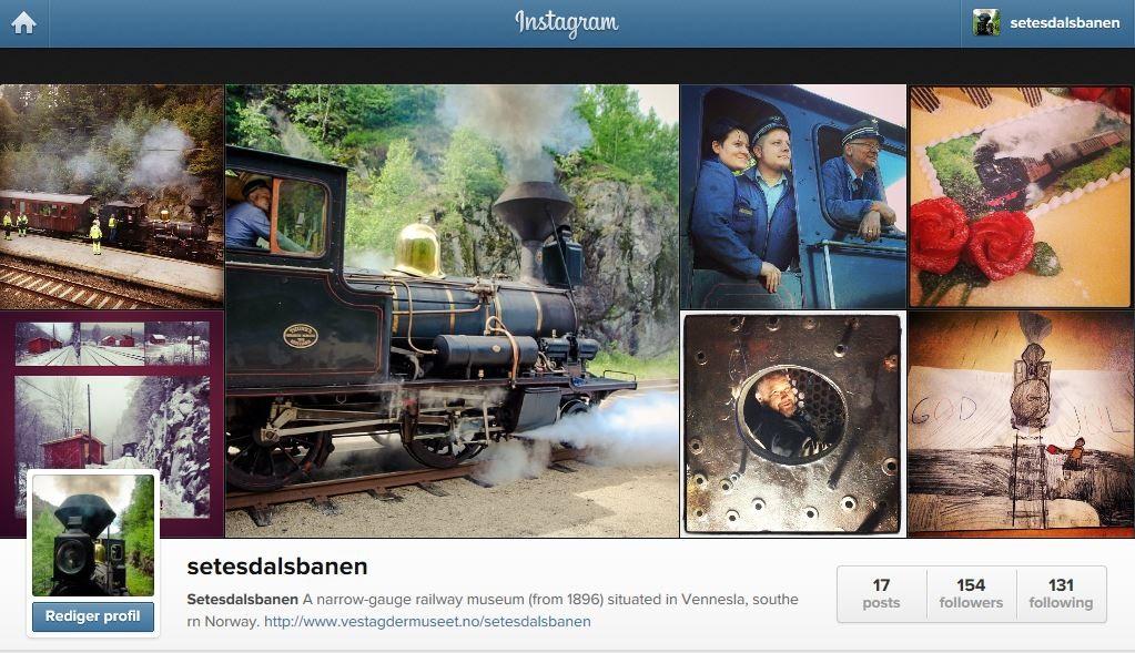 SB instagram
