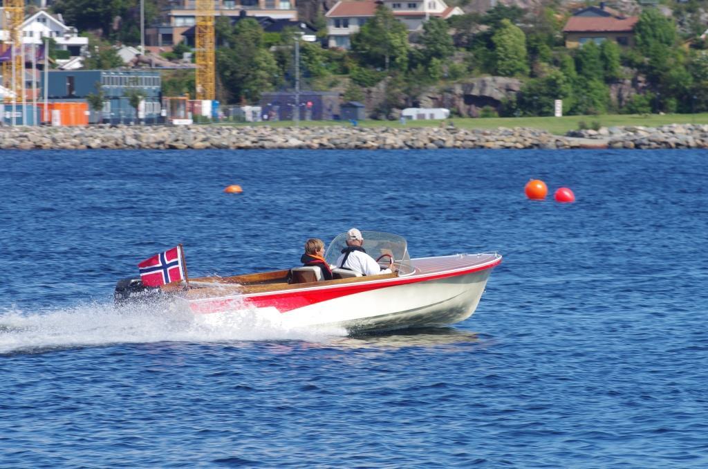 Roald Skibsrud - Seamaster 15 2014 Foto: Arve Lindvig