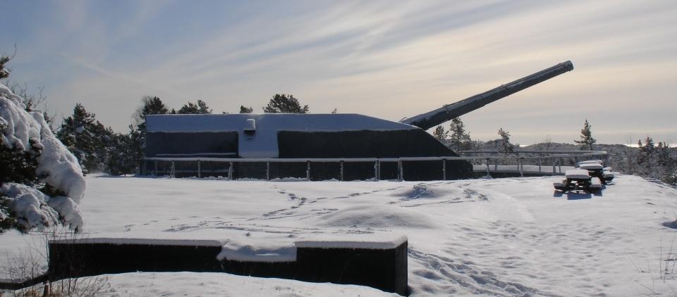 Bilde til Åpent kanonmuseum