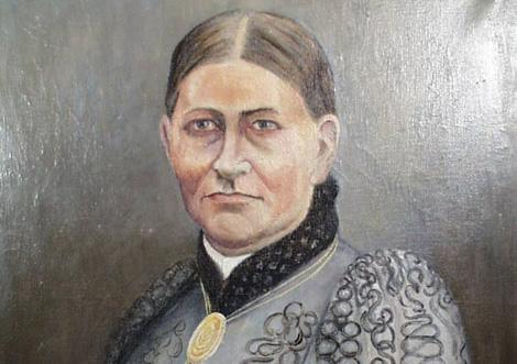 Anna Wahl (1834-1924)