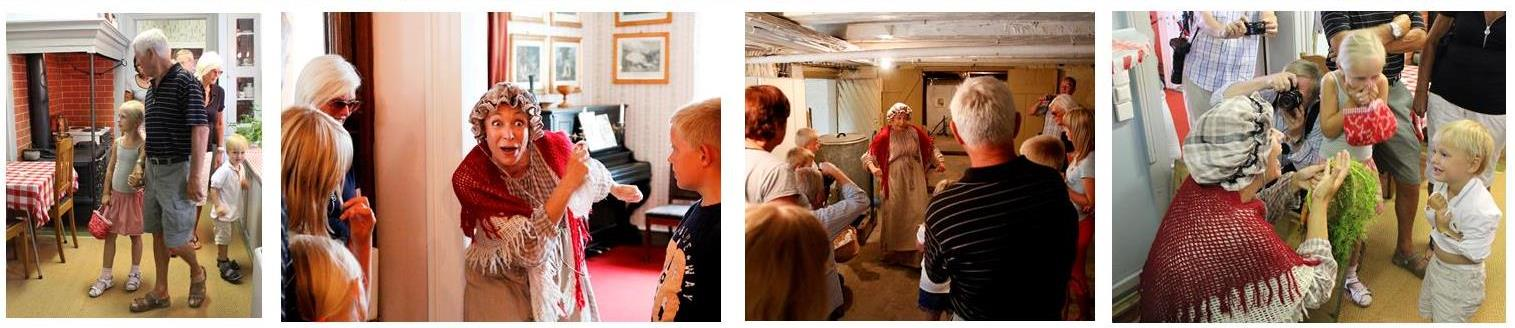 Barn på Gimle Gård 2015