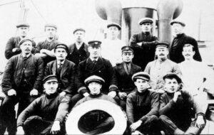 Mannskap f¢r 1918