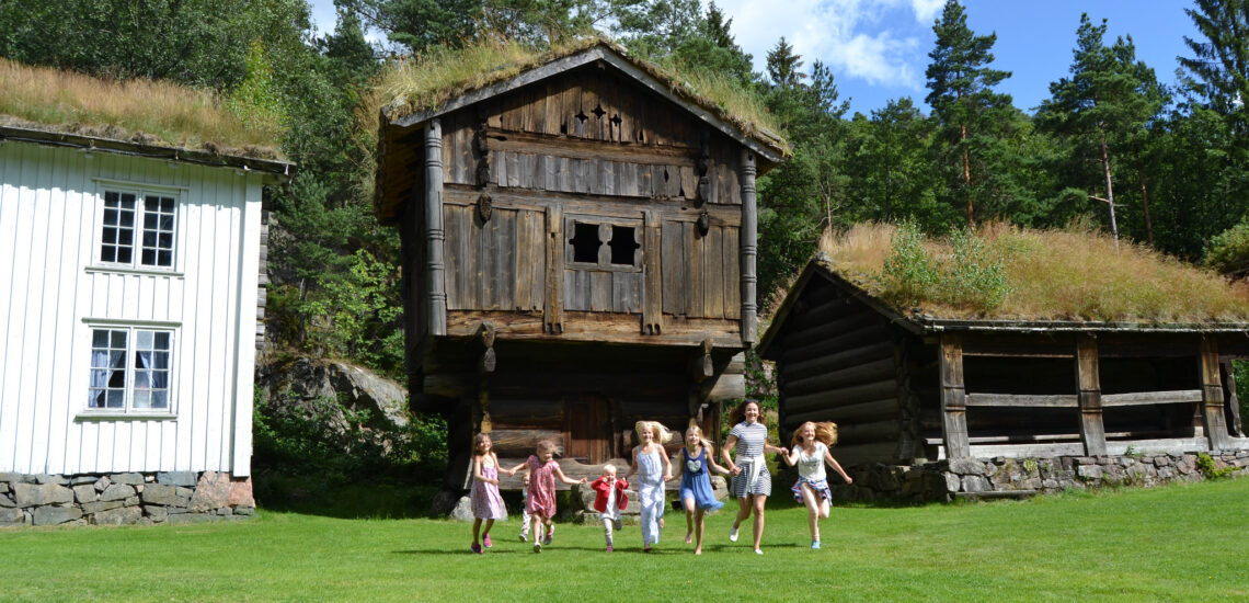 Bilde til Sommer på Kristiansand museum