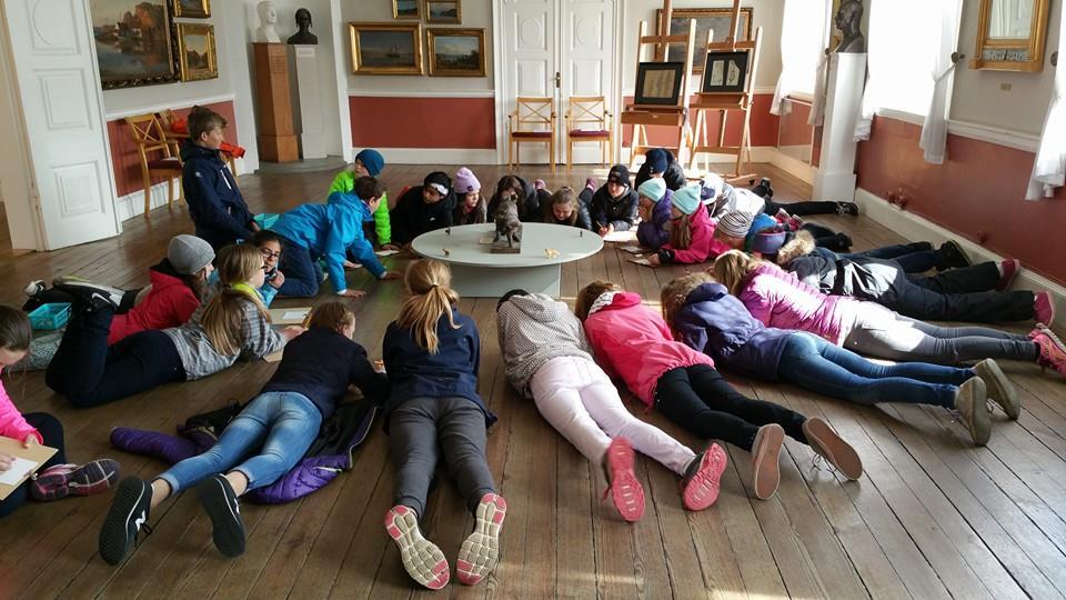 Ime skole. Foto Judith Seland Nilsen