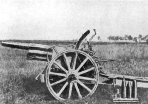 10,5 cm lett felthaubits modell 1916
