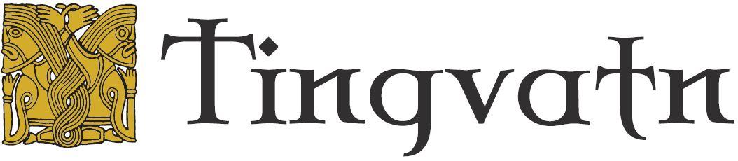 Logobilde til Tingvatn fornminnepark