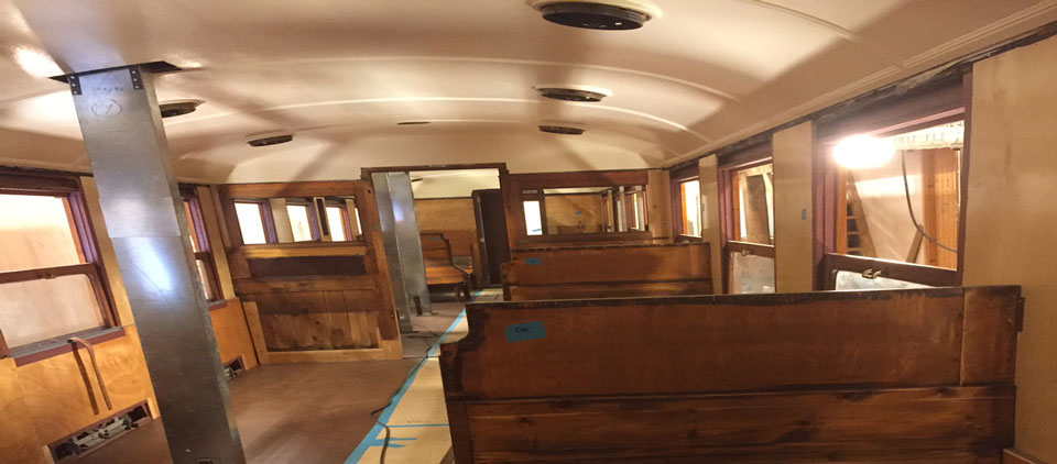 Vest-Agder-museet - Restaurering av Co 333