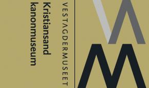 Logobilde til Kristiansand kanonmuseum