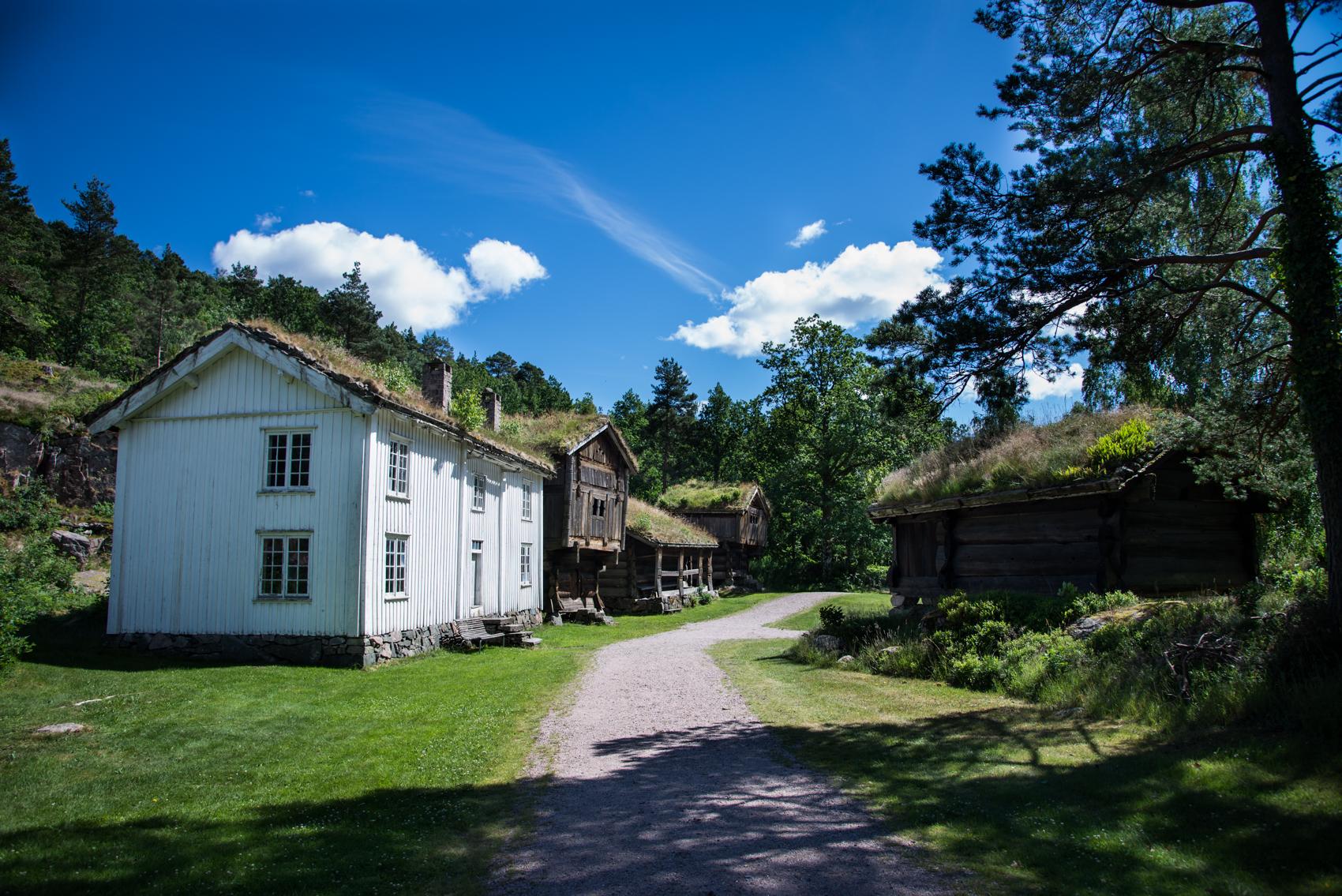 Friluftsmuseet på Kongsgård