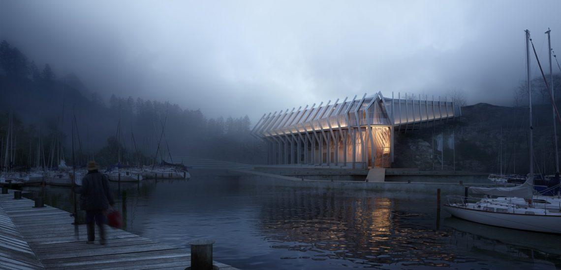 Bilde til NAVET nominert til prestisjetung arkitektpris