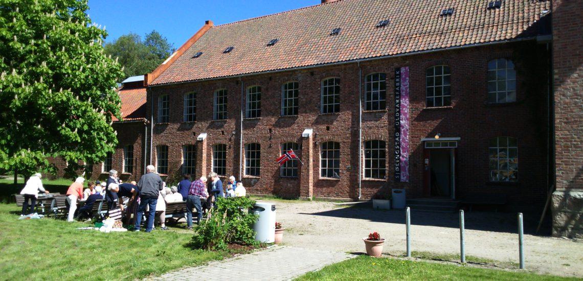 Bilde til Sommeråpen museumsfabrikk!