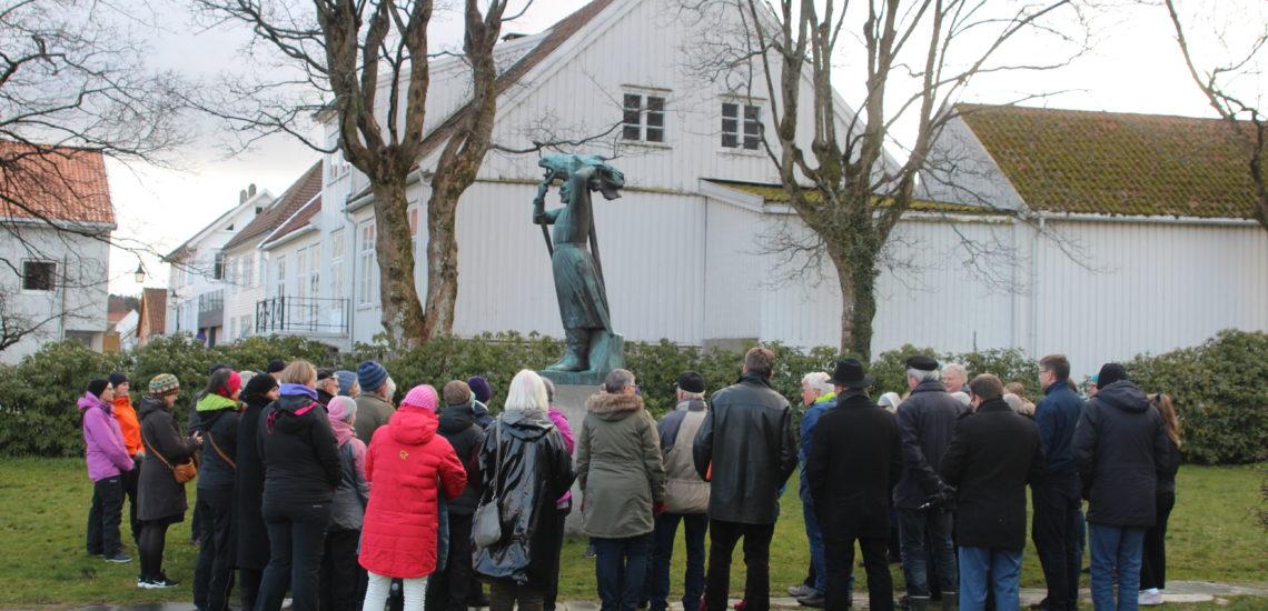 Bilde til Vandring i Gustav Vigelands Mandal