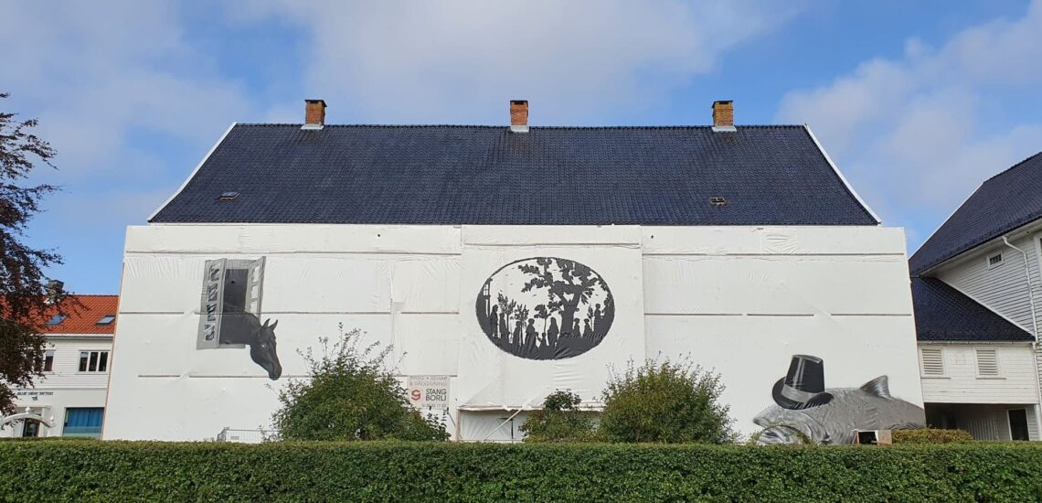 Bilde til Klipp en silhuett – skoleopplegg