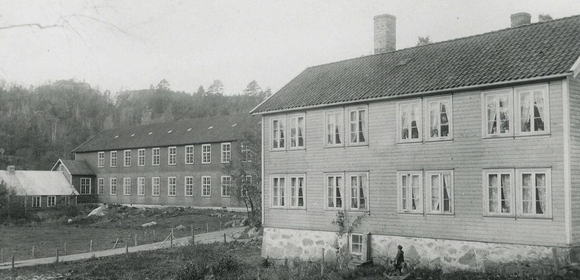 Bilde til Våningen i fortid og framtid