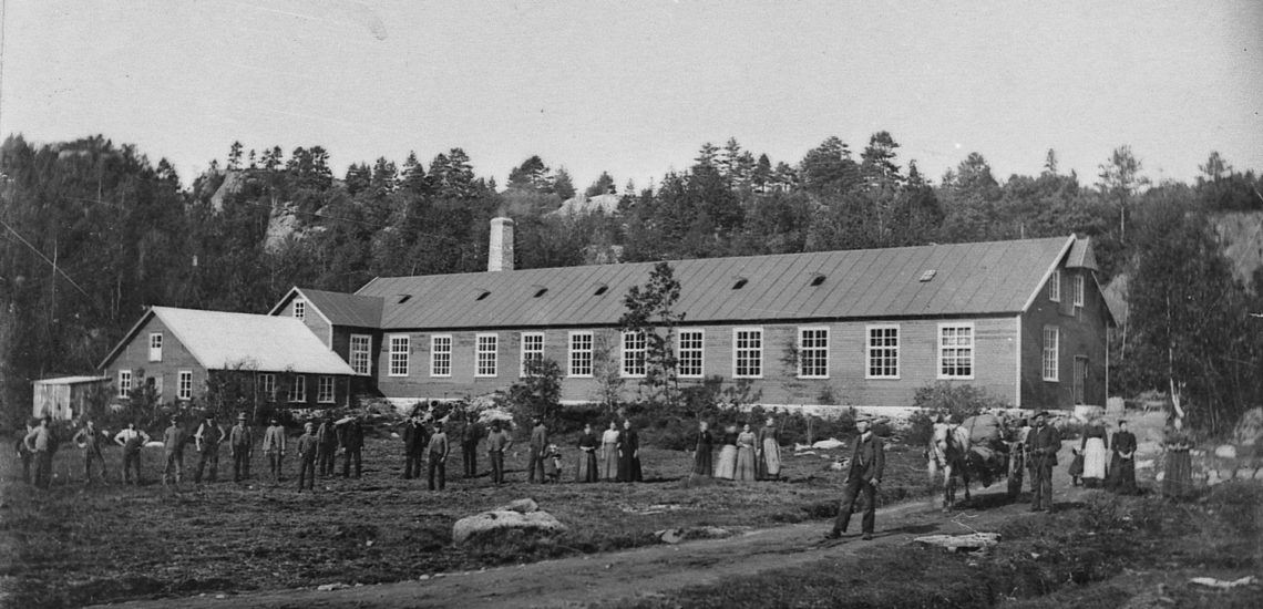 Bilde til Historiekveld på Sjølingstad