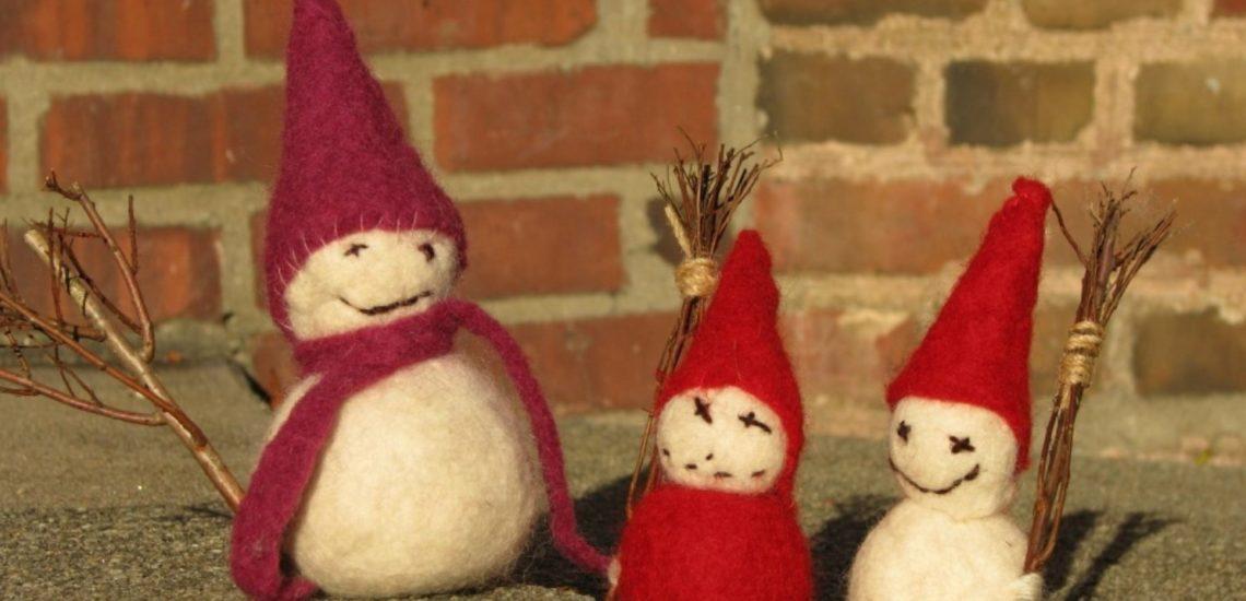 Bilde til Julemarked på Sjølingstad Uldvarefabrik