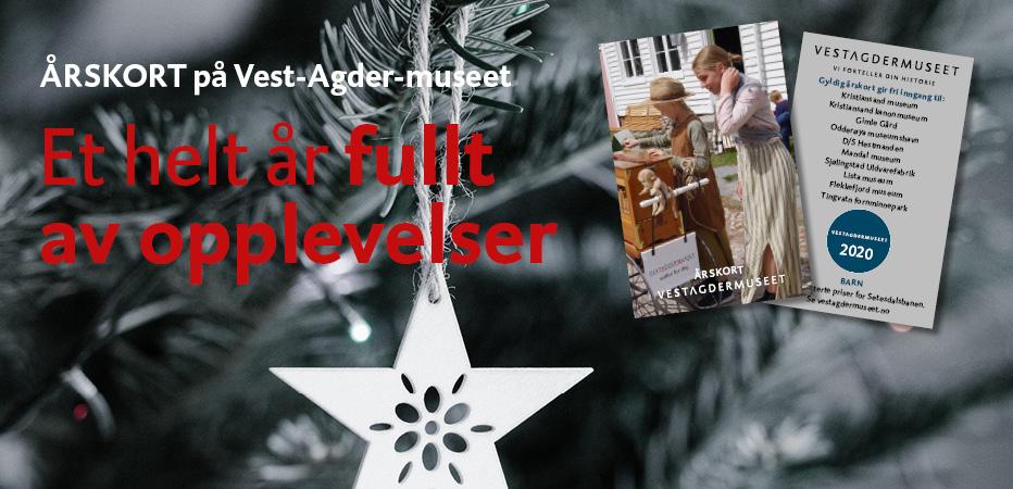 Bilde til Årest julegave! Kjøp nå og kom gratis inn på årets julemarked!