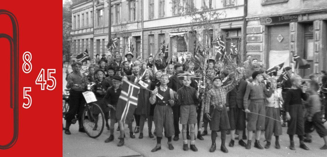 Bilde til Frigjøringsdagen – 75 år