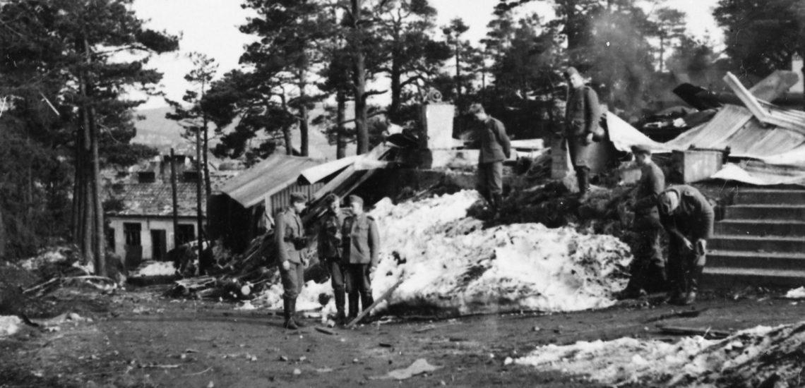 Bilde til 9. april 1940 – 80 år siden