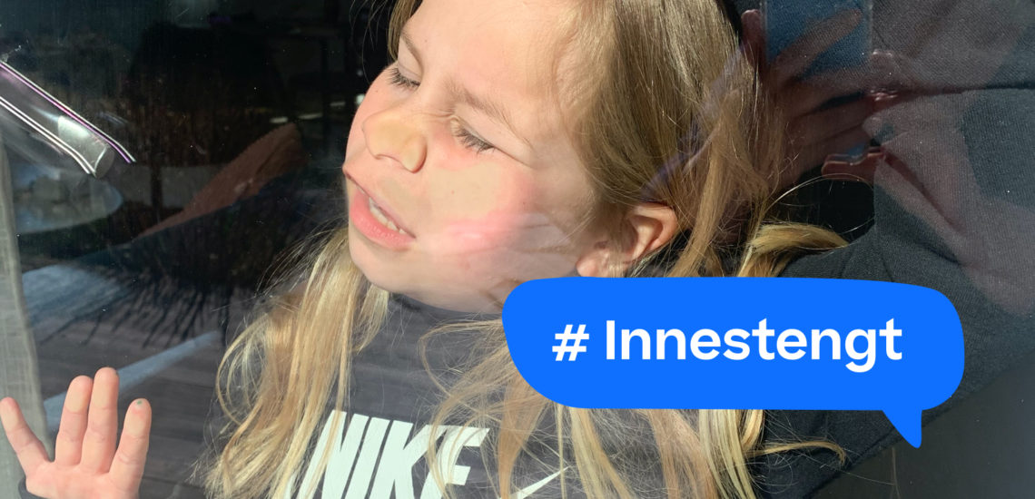 Bilde til #innestengt – barn og unge i koronatida