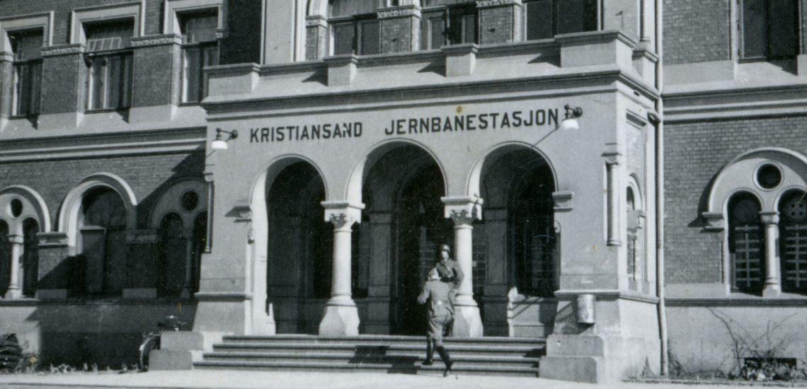 Bilde til Setesdalsbanen og andre verdenskrig