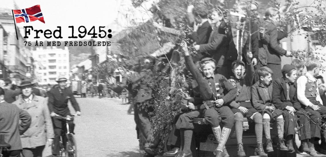Bilde til Jubileumsutstilling – 75 år siden frigjøringsdagene i 1945