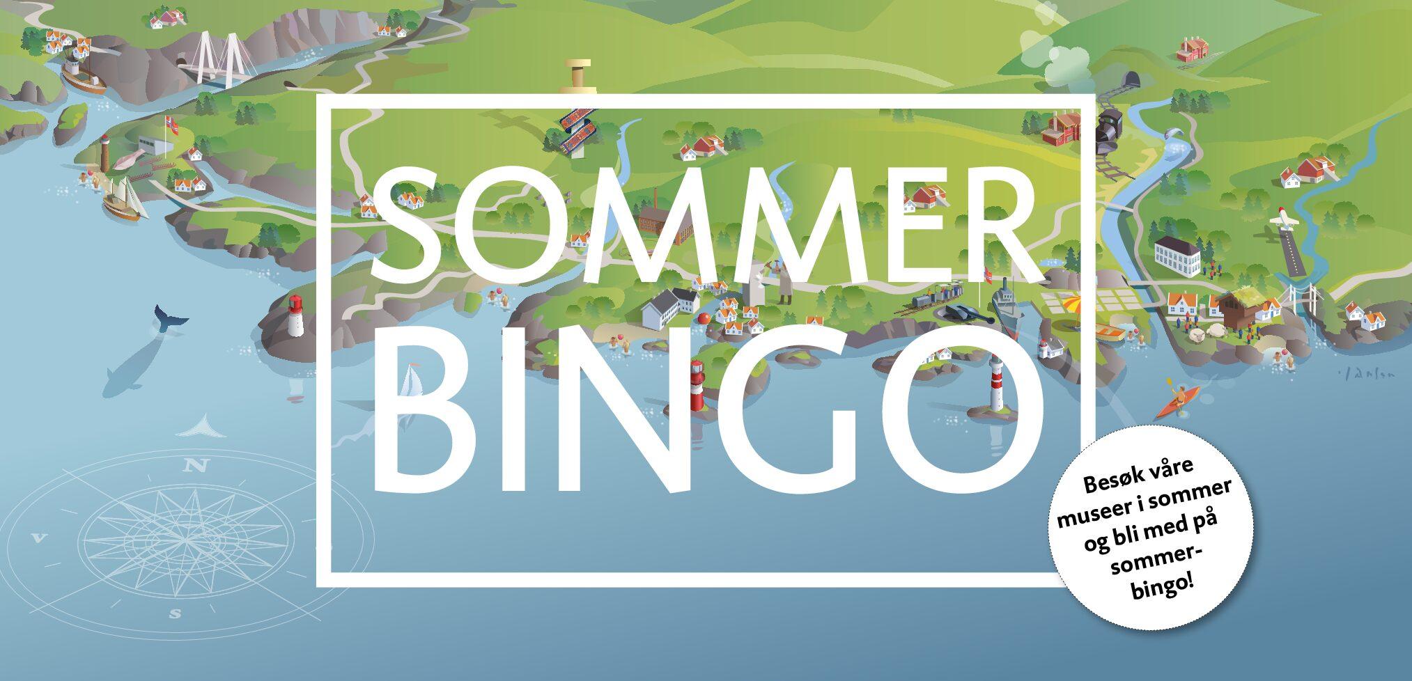 Bilde til Sommerbingo