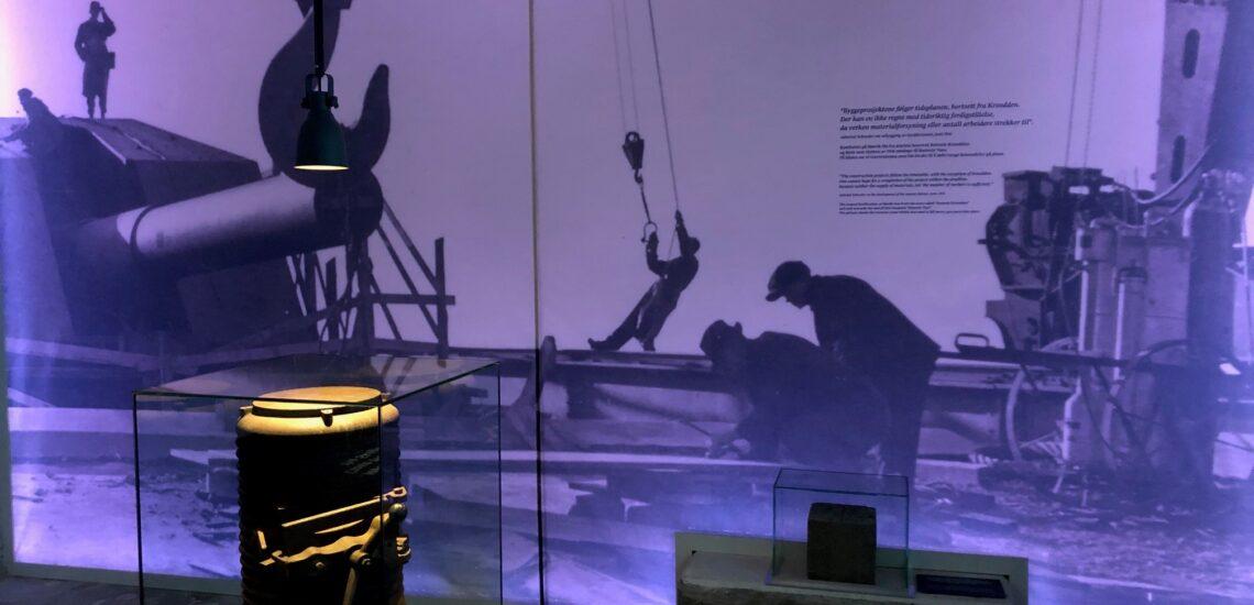 Bilde til Utstillingsåpning på kanonmuseet