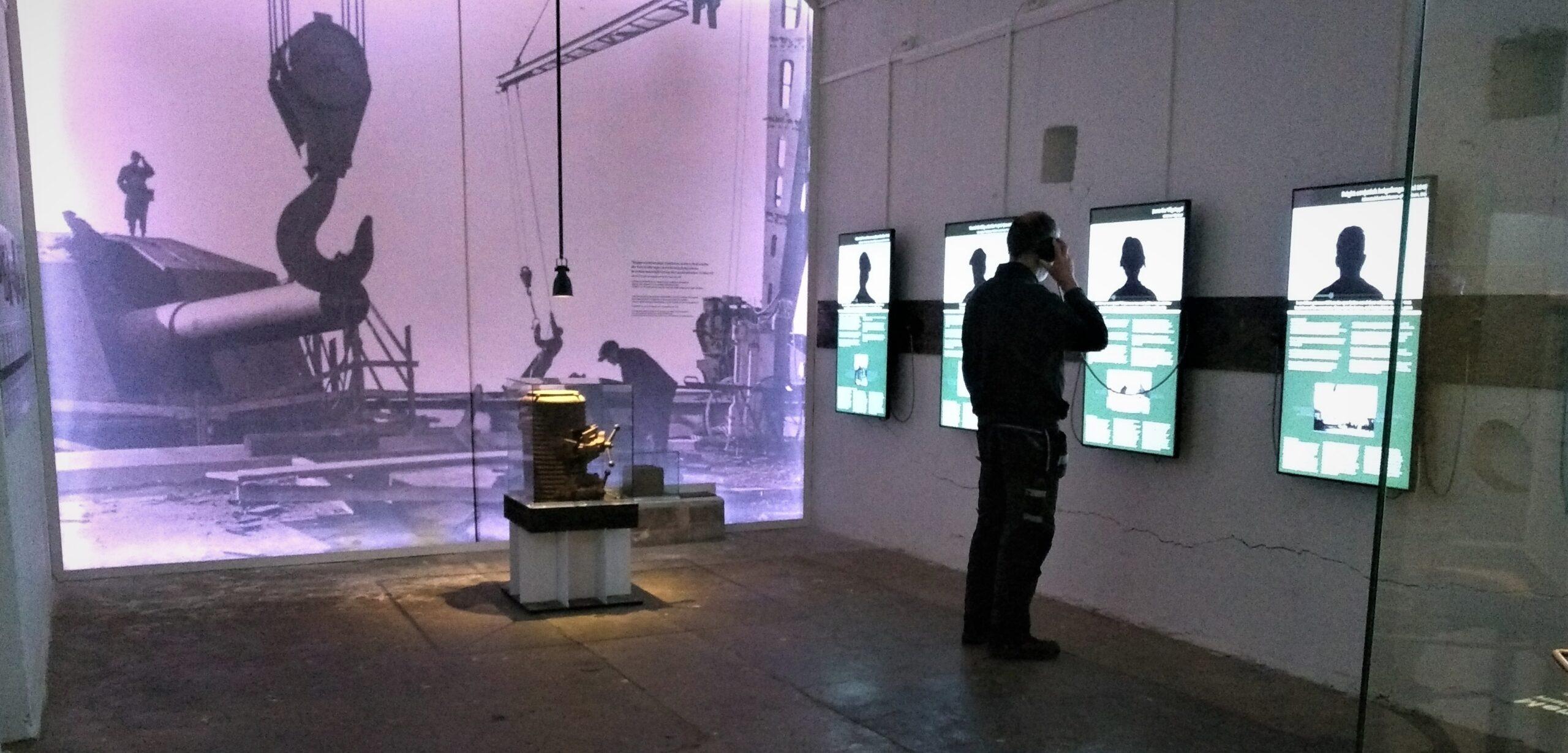 % Ny utstilling på Kristiansand kanonmuseum - Ny utstilling på Møvik