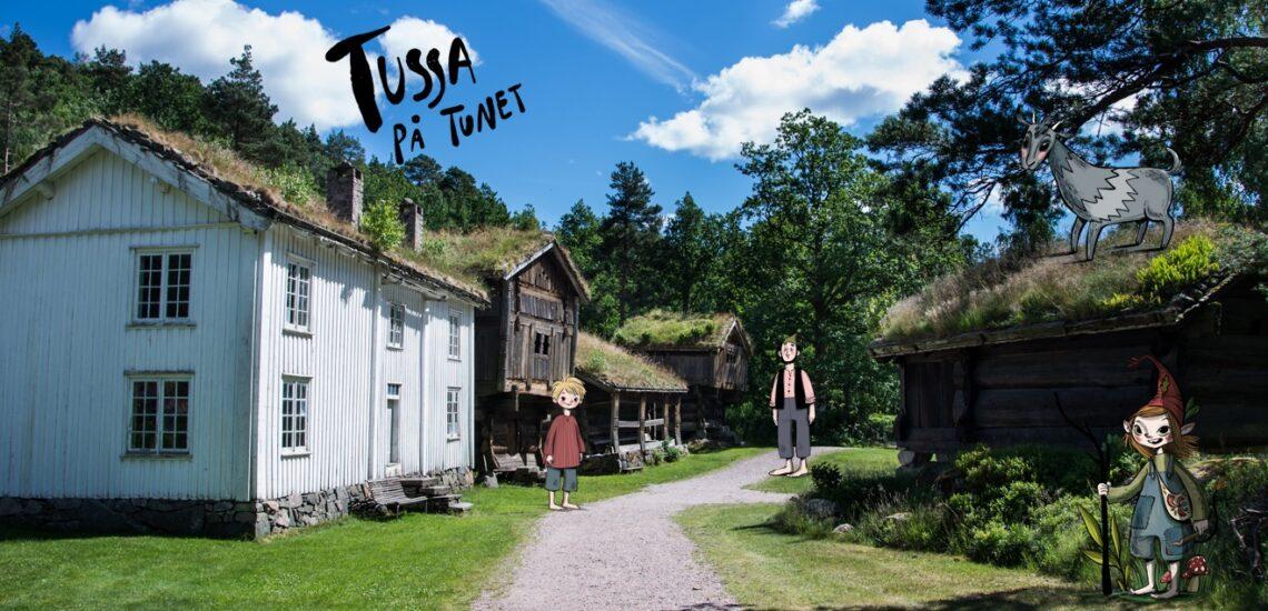Bilde til Tussa på tunet