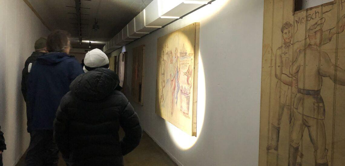 Bilde til Kveldsvandring på Kristiansand kanonmuseum
