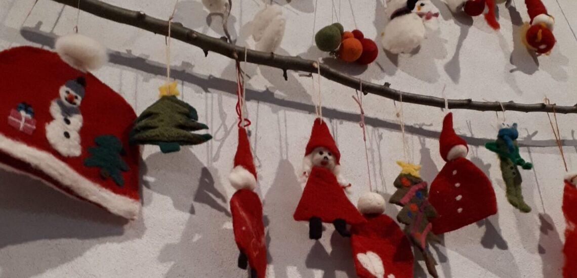 Bilde til Juleverksted med barn