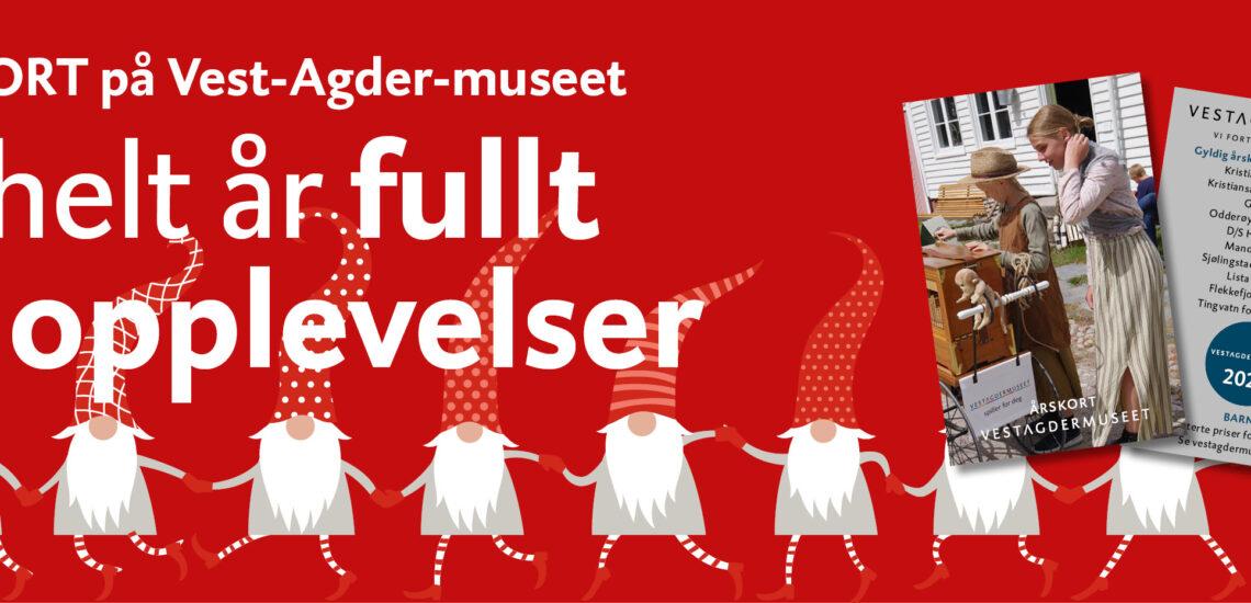 Bilde til Årskort til alle museene!