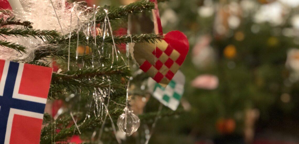 Bilde til Historisk juletreutstilling i Rådhuskvartalet