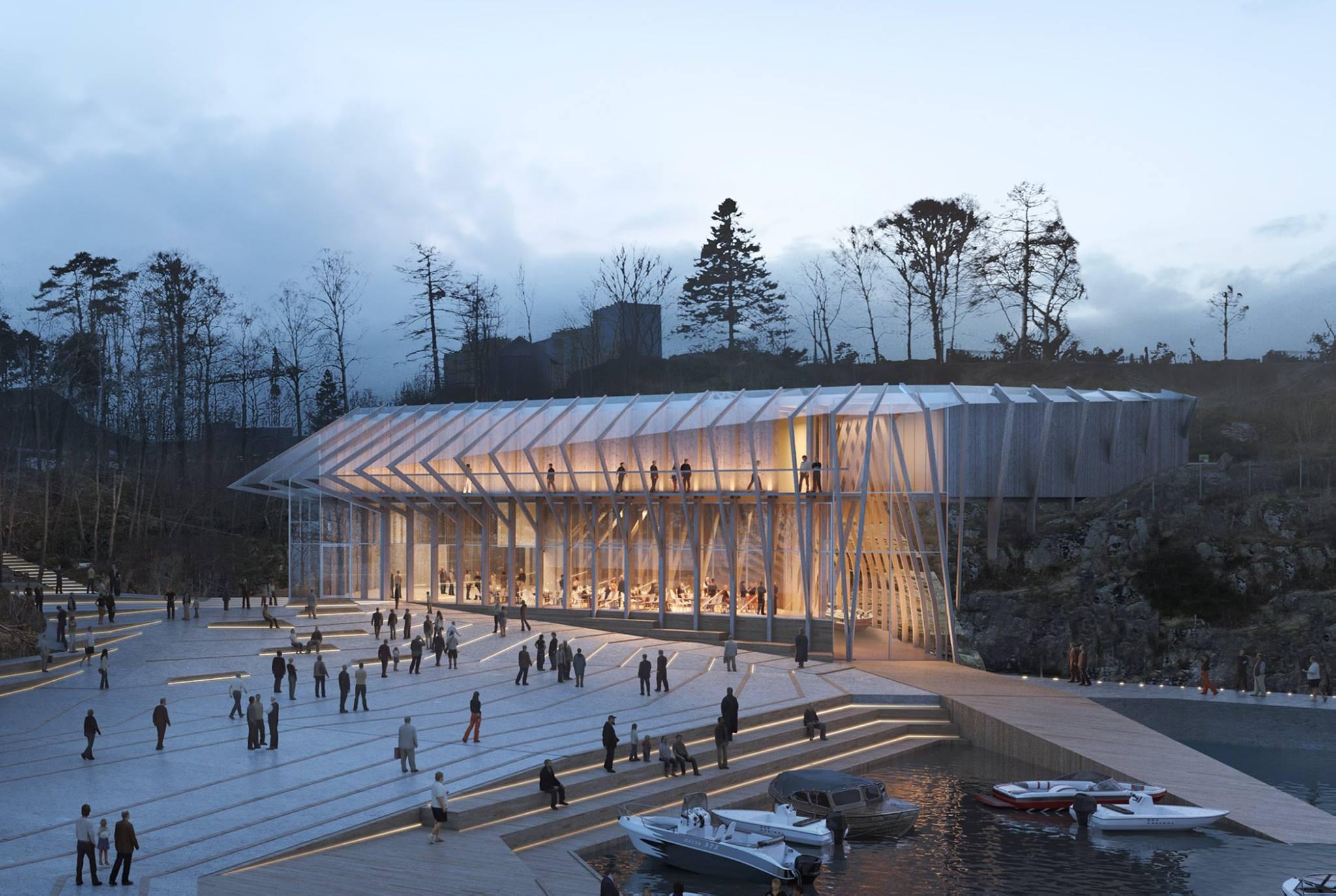 Vest-Agder-museet - Et steg nærmere et nytt formidlingsbygg på Odderøya