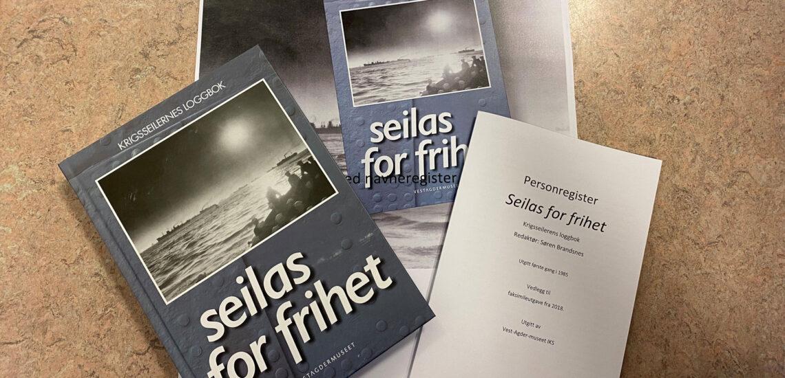 Bilde til Seilas for frihet – nå med personregister